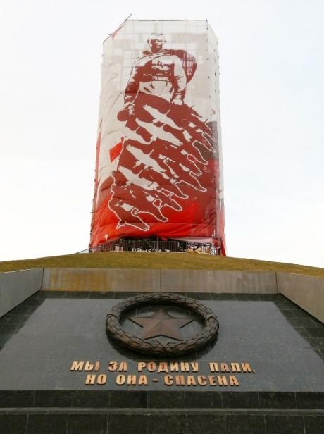 «До мурашек!» Скульптор грандиозного Ржевского мемориала о своём творении