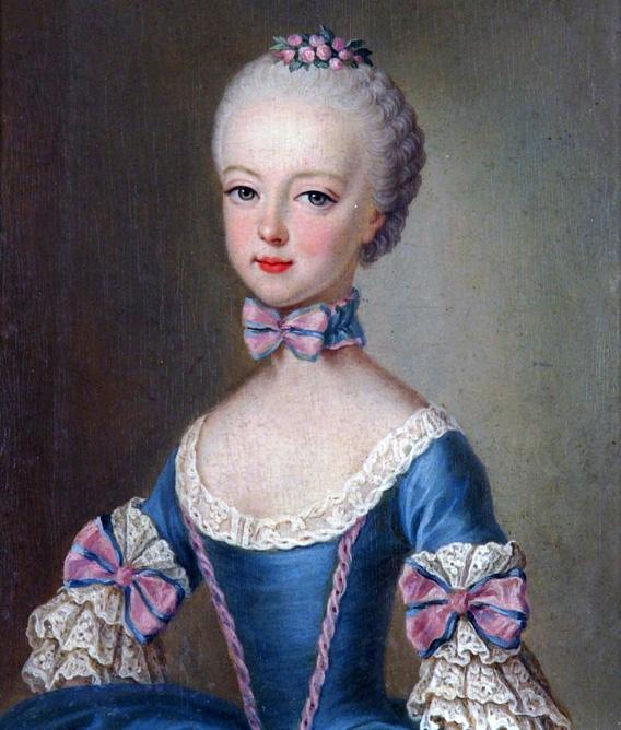 Мария-Антуанетта. 1762 год
