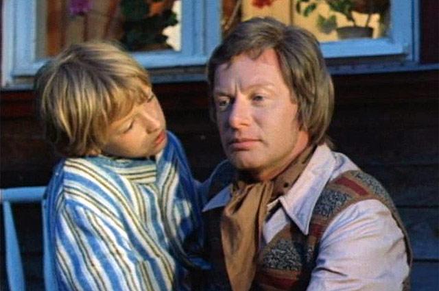 Альберт Филозов в фильме «Расмус-бродяга», 1978 год