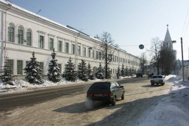 В здании долгое время размещался Арбитражный суд Татарстана.