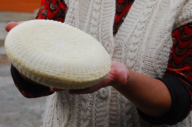 Имеретинский сыр.