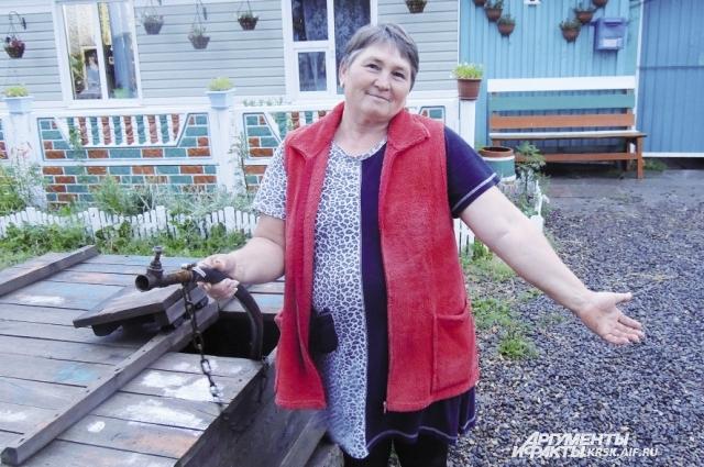 Жители посёлка Дорожный - заложники коммунальной неурядицы.