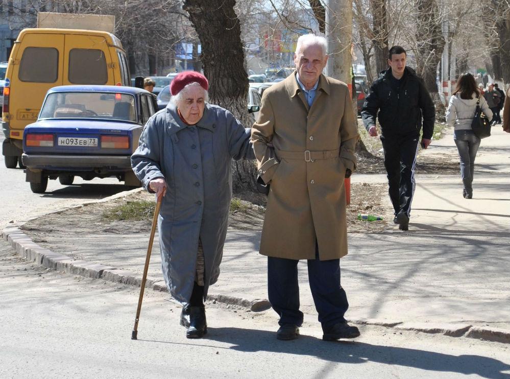 Главное для пожилого человека – чувствовать поддержку и быть нужным.
