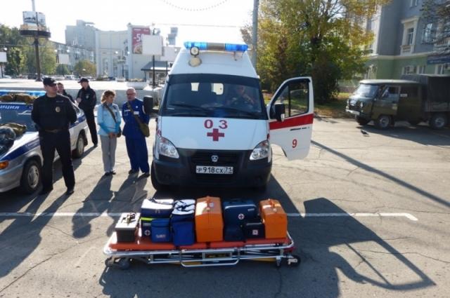 Новомосковск к техногенным авариям готов