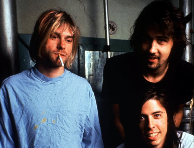 Nirvana перевернула отношение к альтернативному року.