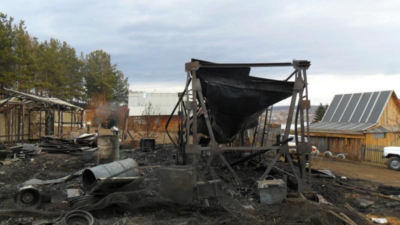 В МЧС полагают, что противопожарные меры не были приняты.