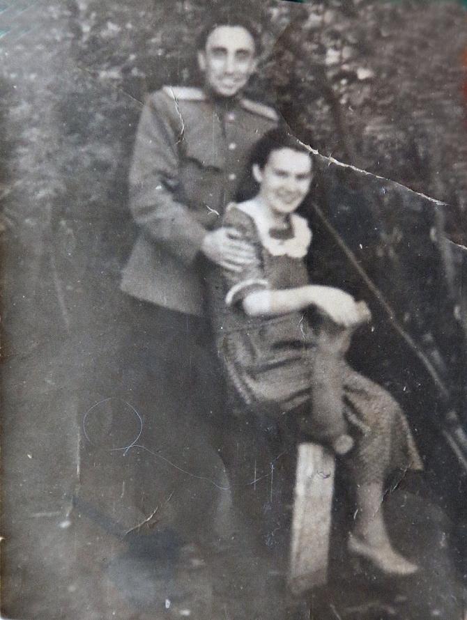 С мужем Людмила прожила долгие годы.