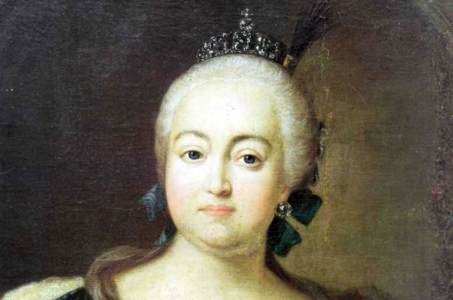 Царевна Елизавета Петровна.
