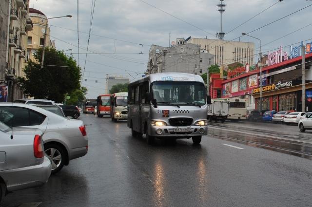 Однако микроавтобусы не исчезнут с улиц города