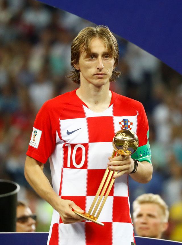 Лука Модрич.