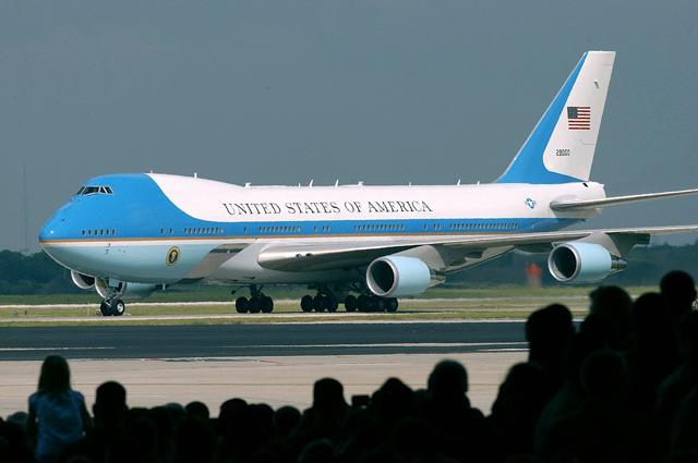 Boeing 747-200Bs.
