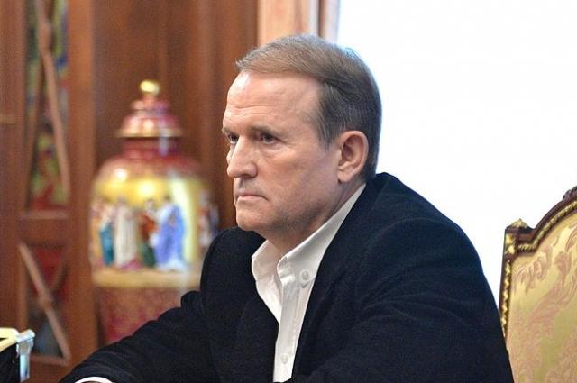Виктор Медведчук.