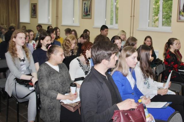 На высоком уровне в мае в «ПСИ» провели конференцию «Правовые, социально-экономические, психологические аспекты обеспечения национальной безопасности». В ней участвовали студенты и преподаватели из двадцати вузов России.