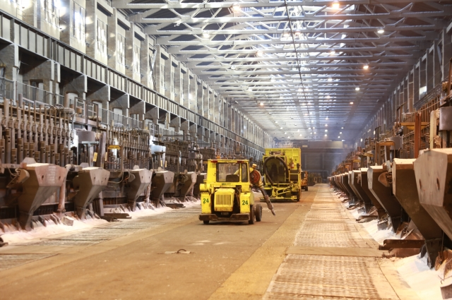 Реализация экологических проектов в рамках нацпроекта «Чистый воздух» – это продолжение масштабной экологической модернизации КрАЗа, которая ведется с 2004 года.