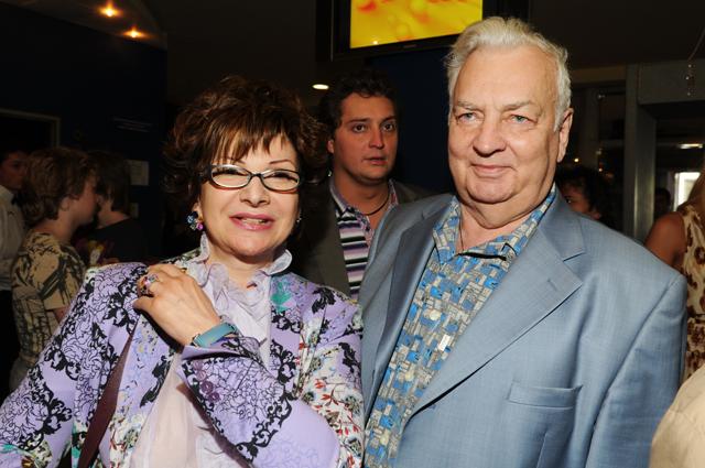 Роксана Бабаян и Михаил Бержавин.