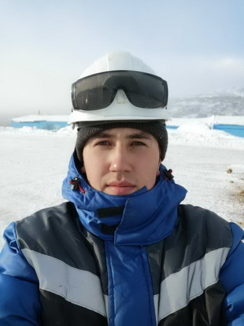 Никита Каптуров - старший геолог ТСГ Асача