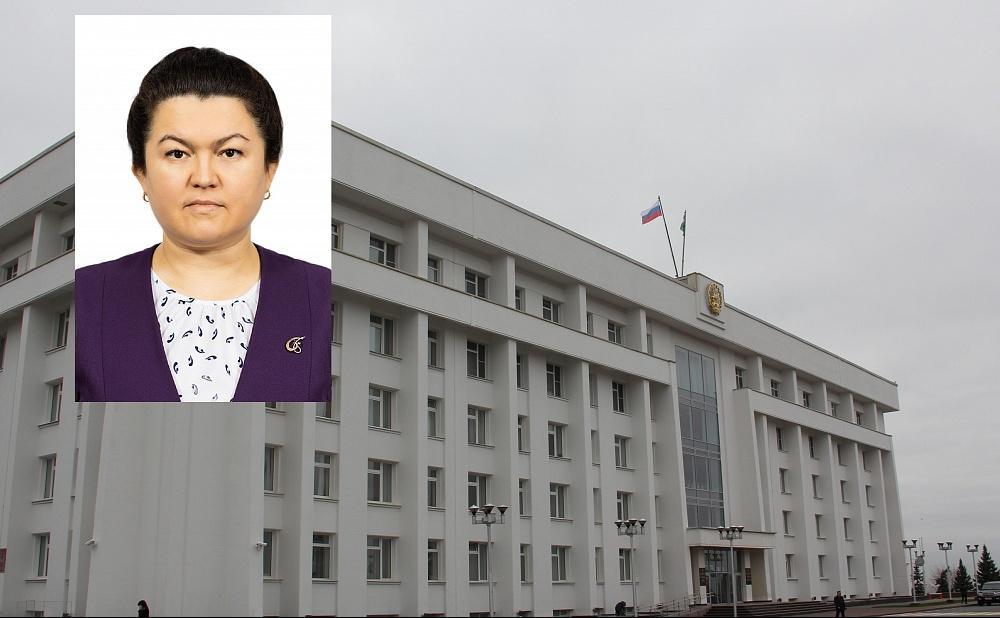 Гульшат Арсланова