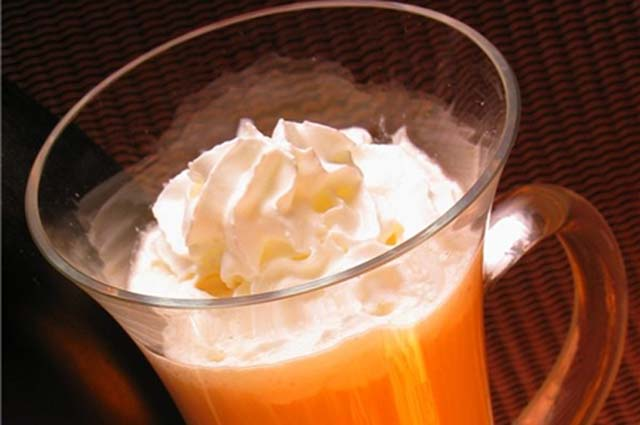 Кофе-оранж