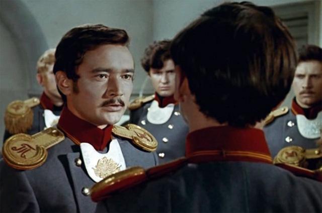 Владимир Прокофьев в фильме «Выстрел», 1966 год