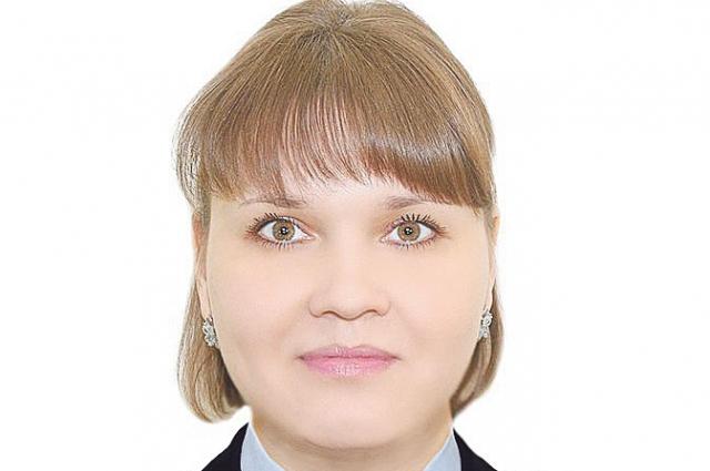 Юлия Шишкина.