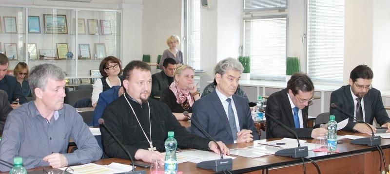 Заседание по вопросам работы Общественных советов.