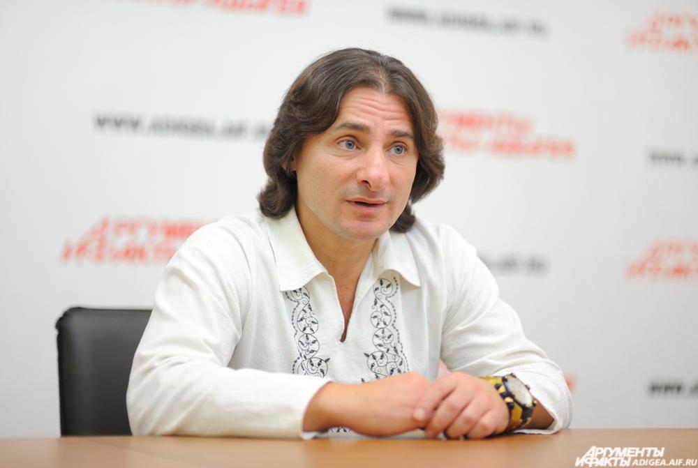 Аслан Хаджаев.