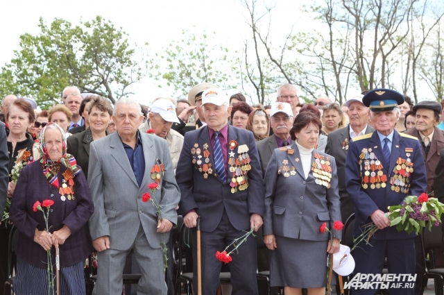Сегодня ещё живы свидетели боёв на «Миус-фронте».