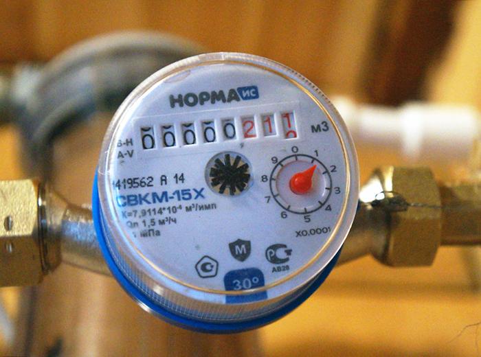 Счетчики воды поверять нужно, но сделать это можно в любой компании.