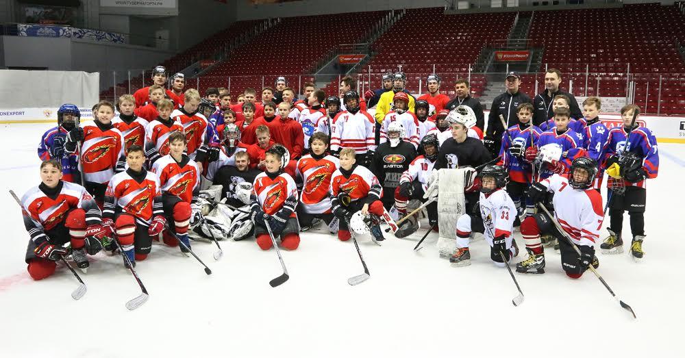 РМК хоккей