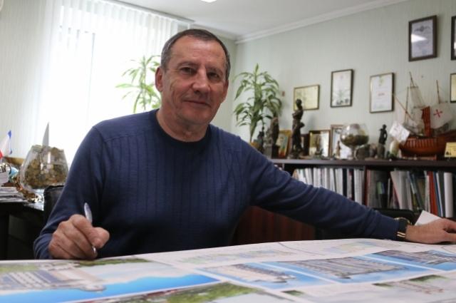 Президент группы компаний «Владоград» Владимир Михайлов.