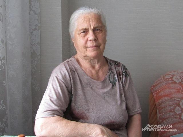 Нина Моисеенко
