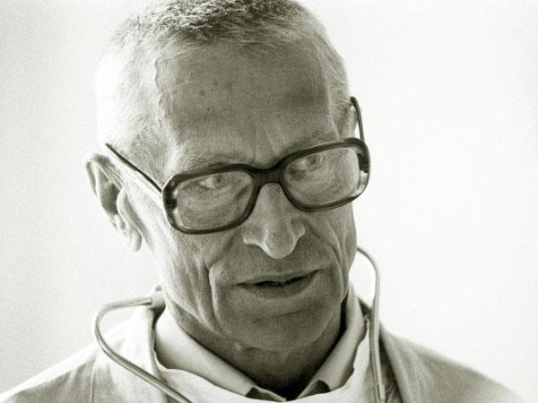 Николай Амосов. 1986 год