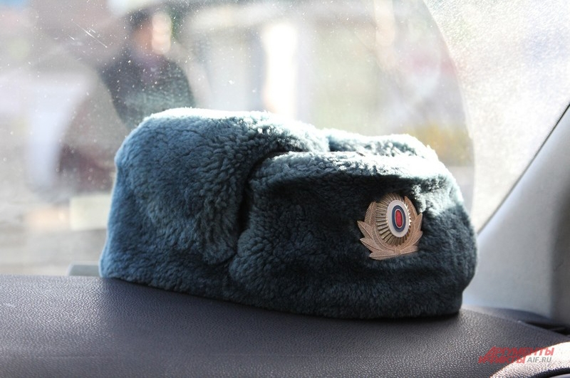 Знаменитая шапка-ушанка