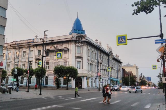 Красноярску 400 лет без каких-то десяти.