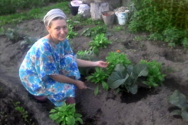 Ирина мечтает о мирной жизни с соседями.