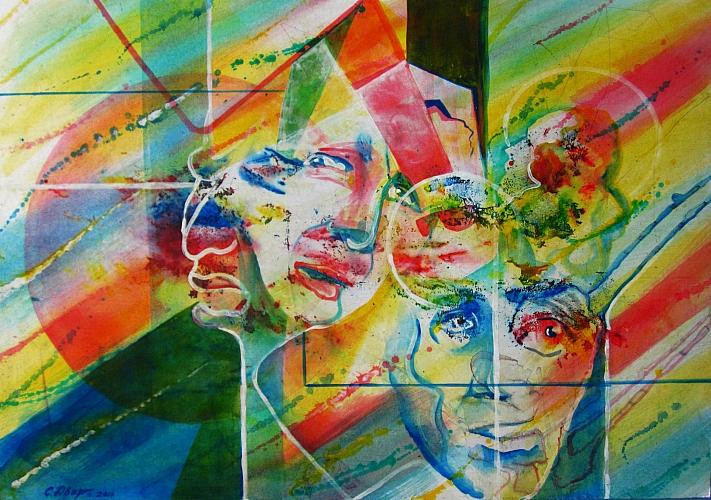 Выставка «Авангард: в поисках четвертого измерения»