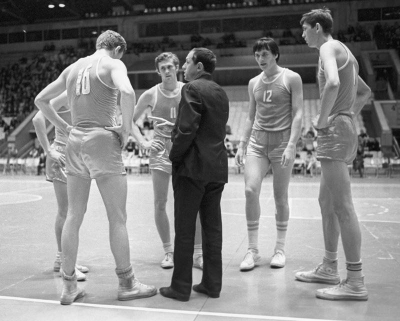 Рост у Кондрашина был низкий для баскетбола – 175 см.