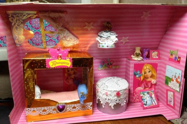 Домик для Барби.