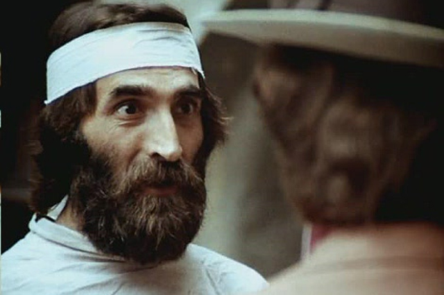 Асхаб Абакаров в фильме «Приключения принца Флоризеля», 1979 г.