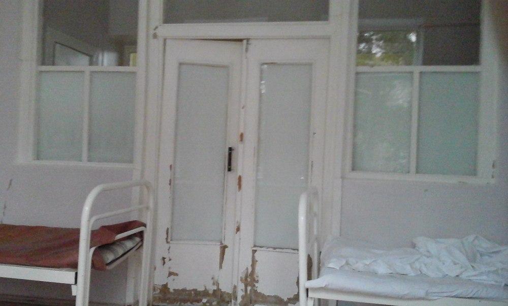 Детское инфекционное отделение в Озерске.