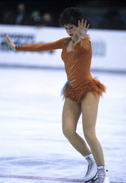 Елена Водорезова. 1982 год