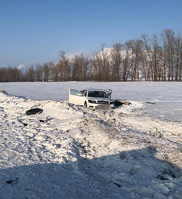 ДТП в Мелеузовском районе