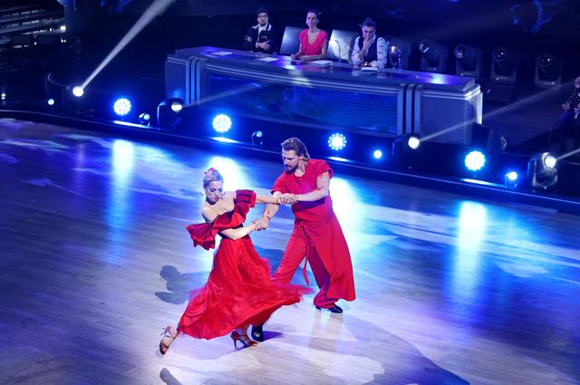 Янина Студилина на проекте «Танцы со звёздами»