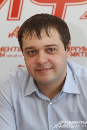 Виктор Новиков, психолог