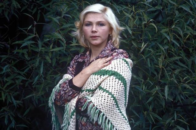 Елена Драпеко. 1993 год.