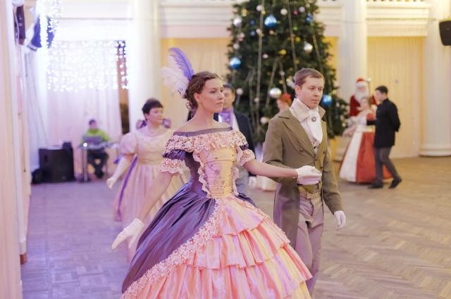 В Рождество иркутян приглашают на бал.