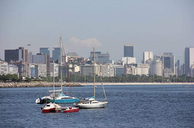 залив Гуанабара
