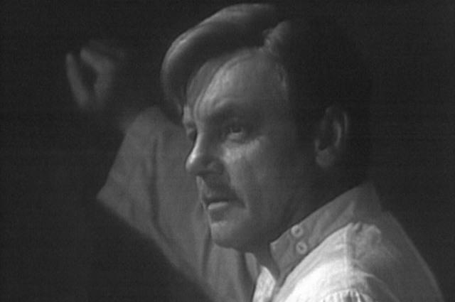 Кирилл Лавров в постановке БДТ, перенесенной на ТВ-экран.