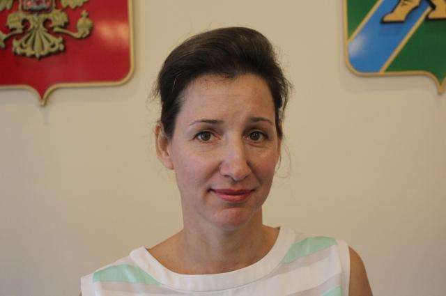 Елена Магерчук