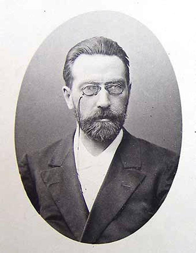 Профессор Василий Дмитриевич Шервинский